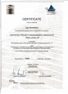 Certified Project Management Associate IPMA Level D-page-001
